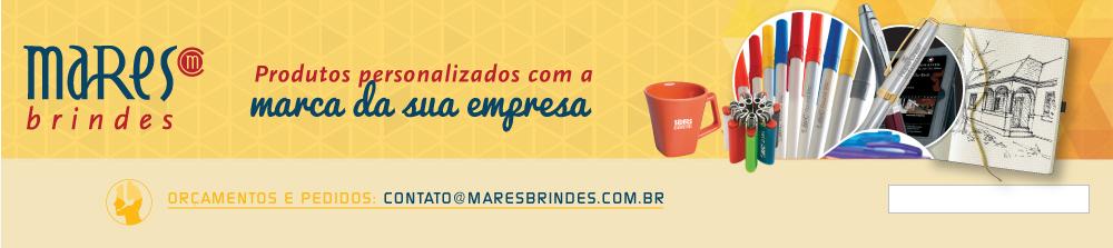 Logo Mares Brindes